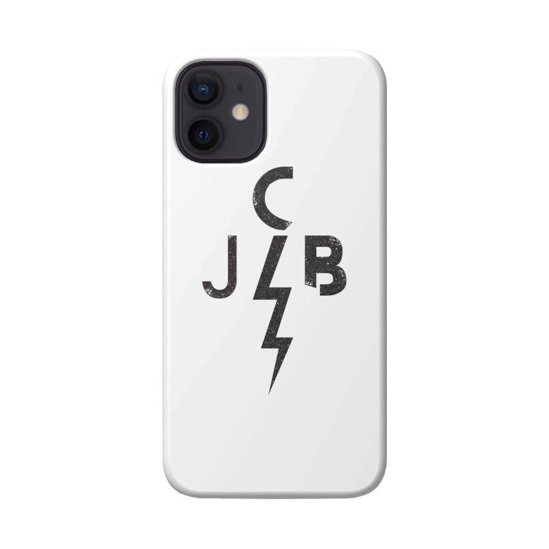 JCB Lightning Black Accessories Phone Case by JeffCarlsonBand's Artist Shop