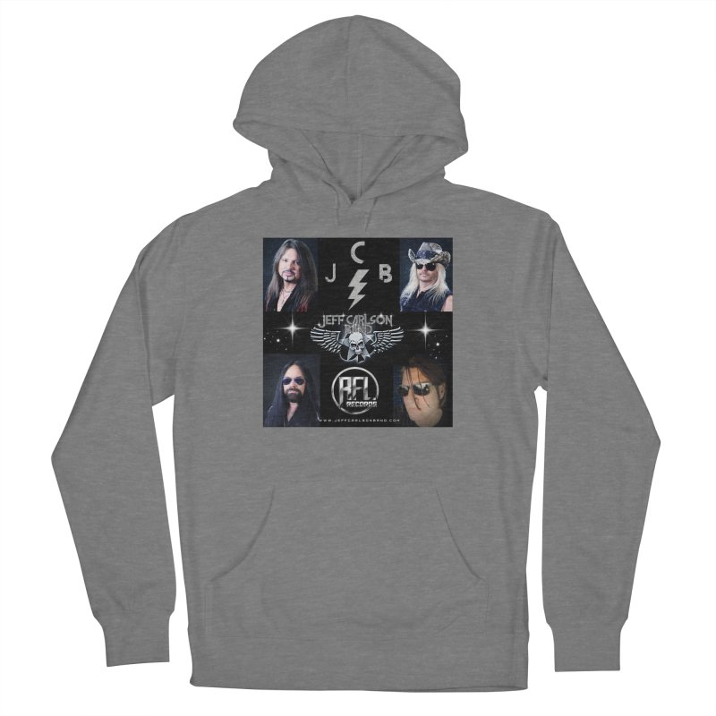 New JCB Studio Space Collage Women's Pullover Hoody by JeffCarlsonBand's Artist Shop