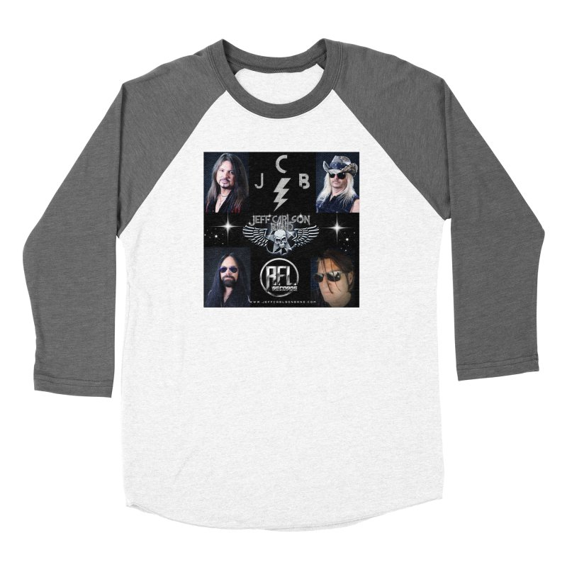 New JCB Studio Space Collage Women's Longsleeve T-Shirt by JeffCarlsonBand's Artist Shop