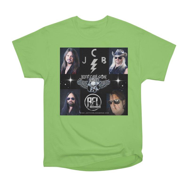 New JCB Studio Space Collage Women's T-Shirt by JeffCarlsonBand's Artist Shop