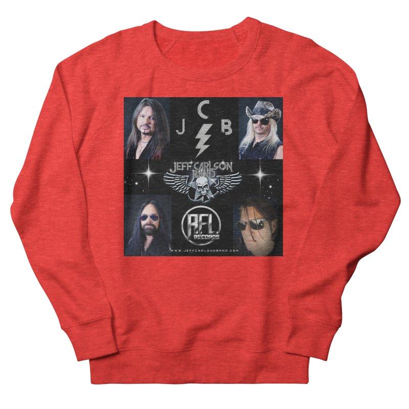 New JCB Studio Space Collage Women's Sweatshirt by JeffCarlsonBand's Artist Shop