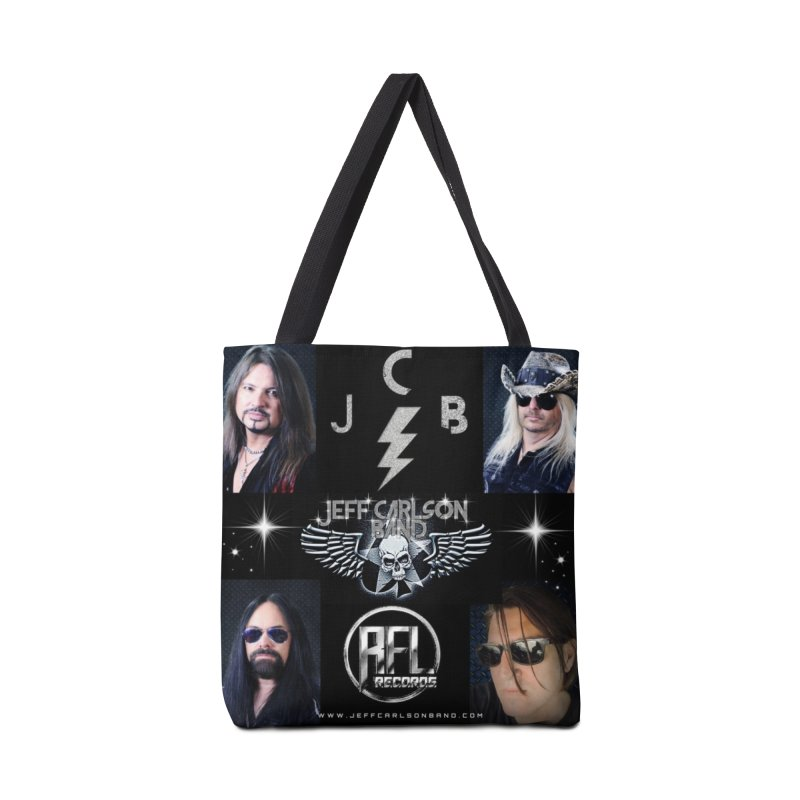 New JCB Studio Space Collage Accessories Bag by JeffCarlsonBand's Artist Shop