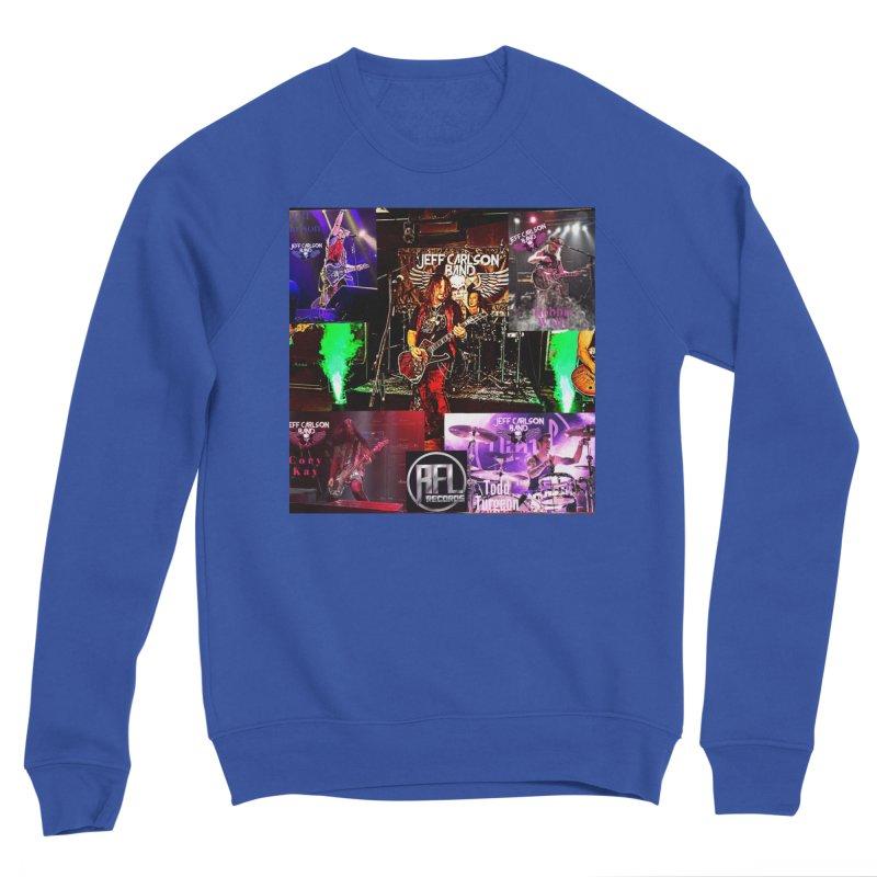 JCB Poster Women's Women's Sweatshirt by JeffCarlsonBand's Artist Shop