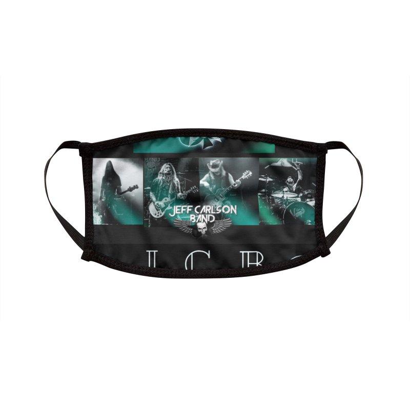JCB 2020 RFL Accessories Face Mask by JeffCarlsonBand's Artist Shop