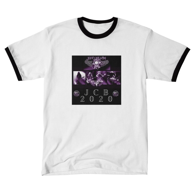 JCB RFL 2020 Purple Men's T-Shirt by JeffCarlsonBand's Artist Shop