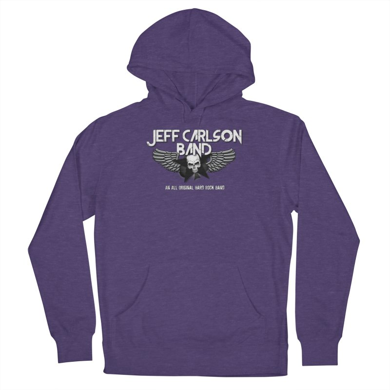 JCB Original Women's Pullover Hoody by JeffCarlsonBand's Artist Shop