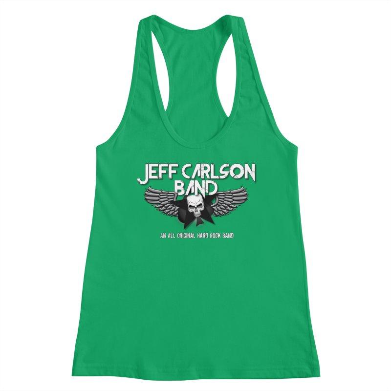 JCB Original Women's Tank by JeffCarlsonBand's Artist Shop