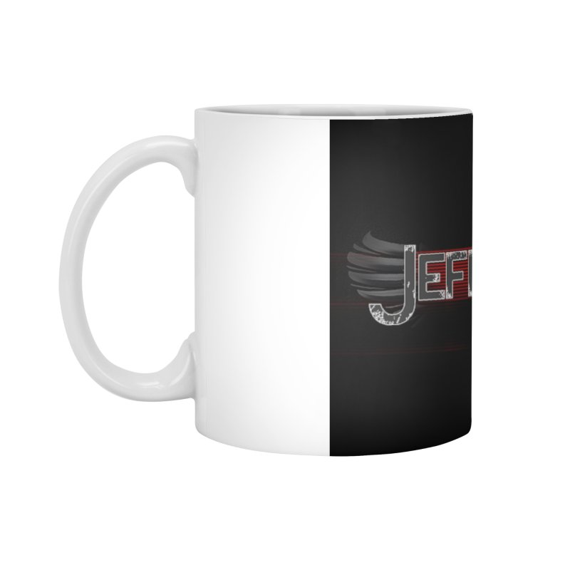 JCB Wings Accessories Standard Mug by JeffCarlsonBand's Artist Shop