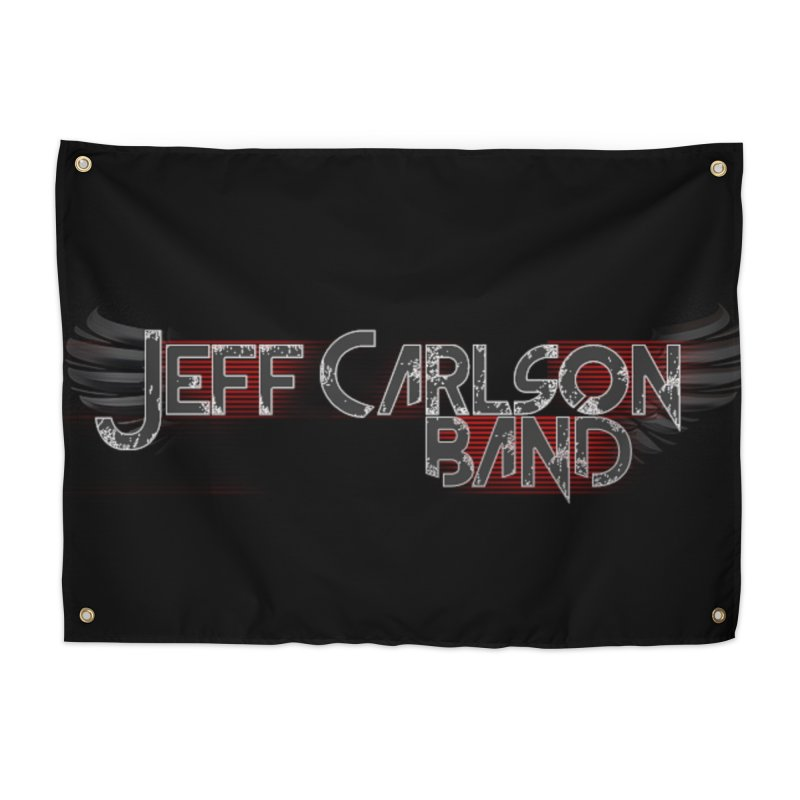 JCB Wings Home Tapestry by JeffCarlsonBand's Artist Shop
