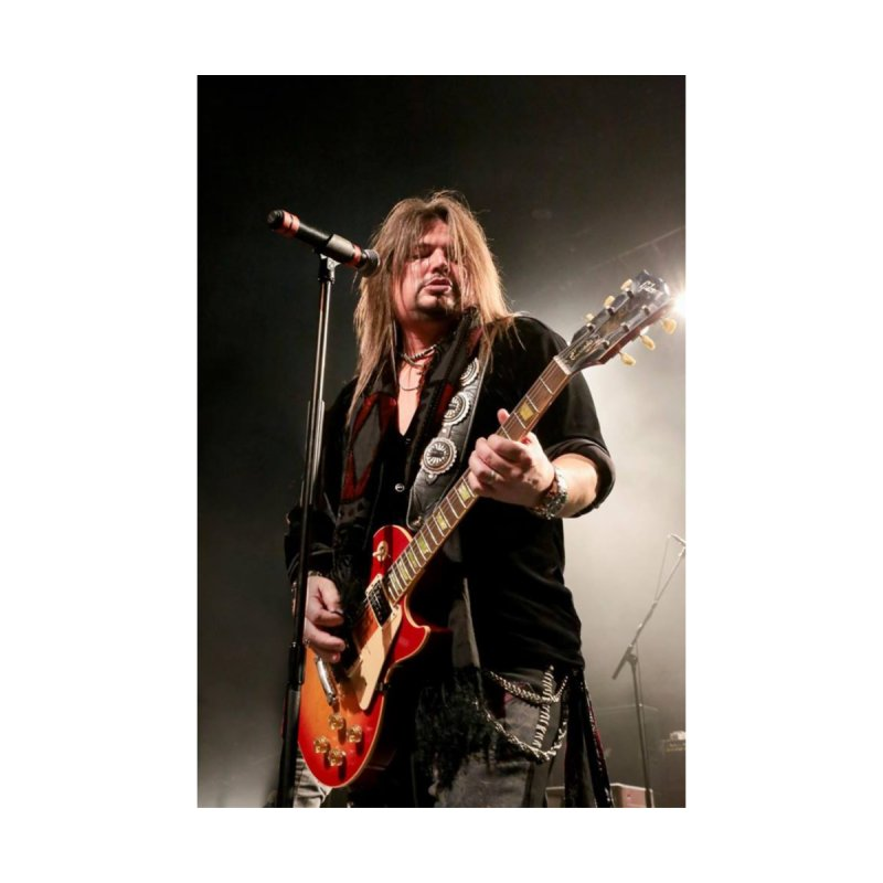Jeff Live! Home Stretched Canvas by JeffCarlsonBand's Artist Shop