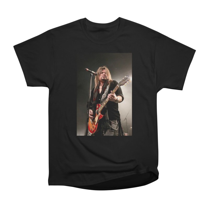 Jeff Live! Women's Heavyweight Unisex T-Shirt by JeffCarlsonBand's Artist Shop