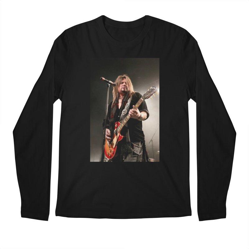 Jeff Live! Men's Regular Longsleeve T-Shirt by JeffCarlsonBand's Artist Shop