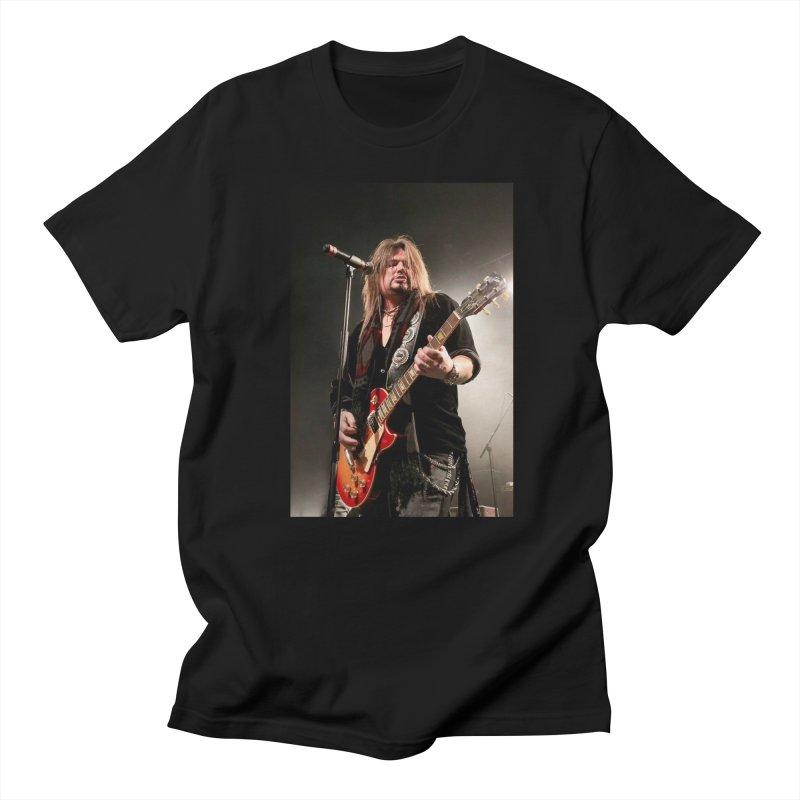 Jeff Live! Men's T-Shirt by JeffCarlsonBand's Artist Shop
