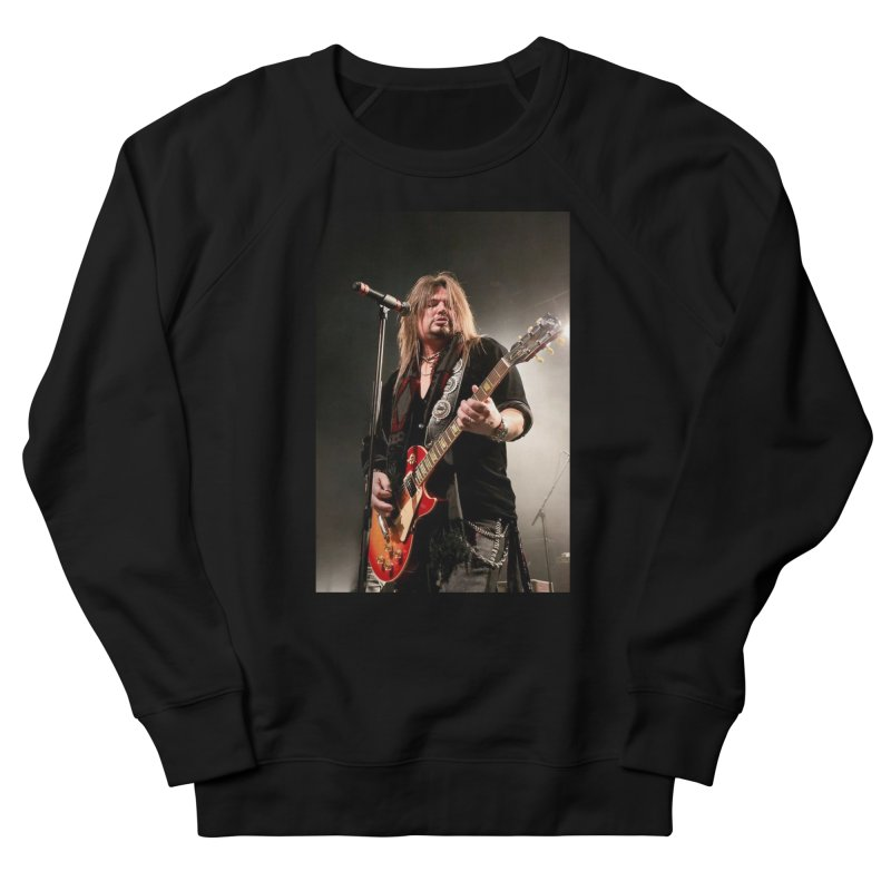 Jeff Live! Men's French Terry Sweatshirt by JeffCarlsonBand's Artist Shop