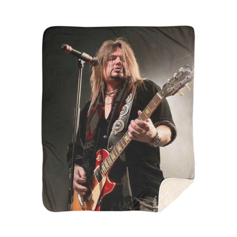 Jeff Live! Home Sherpa Blanket Blanket by JeffCarlsonBand's Artist Shop