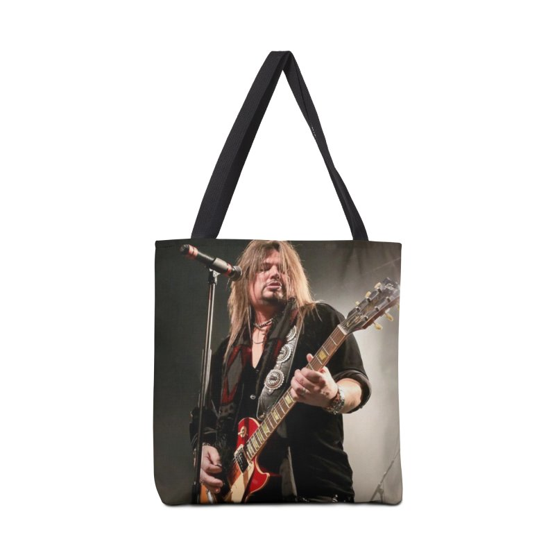 Jeff Live! Accessories Tote Bag Bag by JeffCarlsonBand's Artist Shop