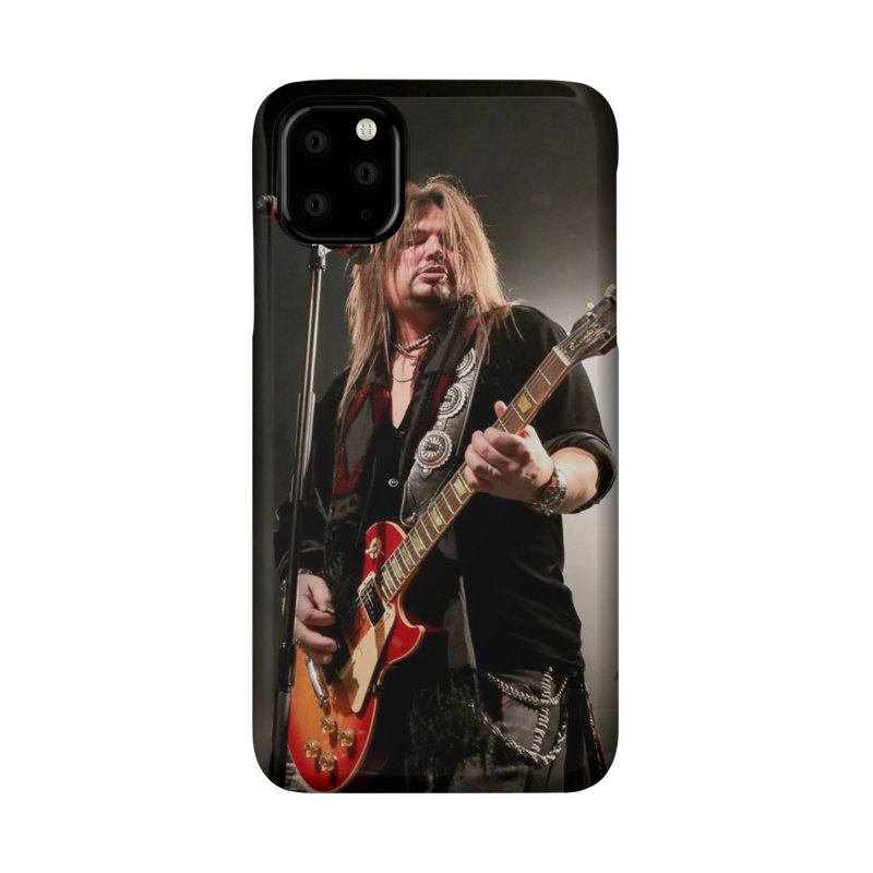 Jeff Live! Accessories Phone Case by JeffCarlsonBand's Artist Shop