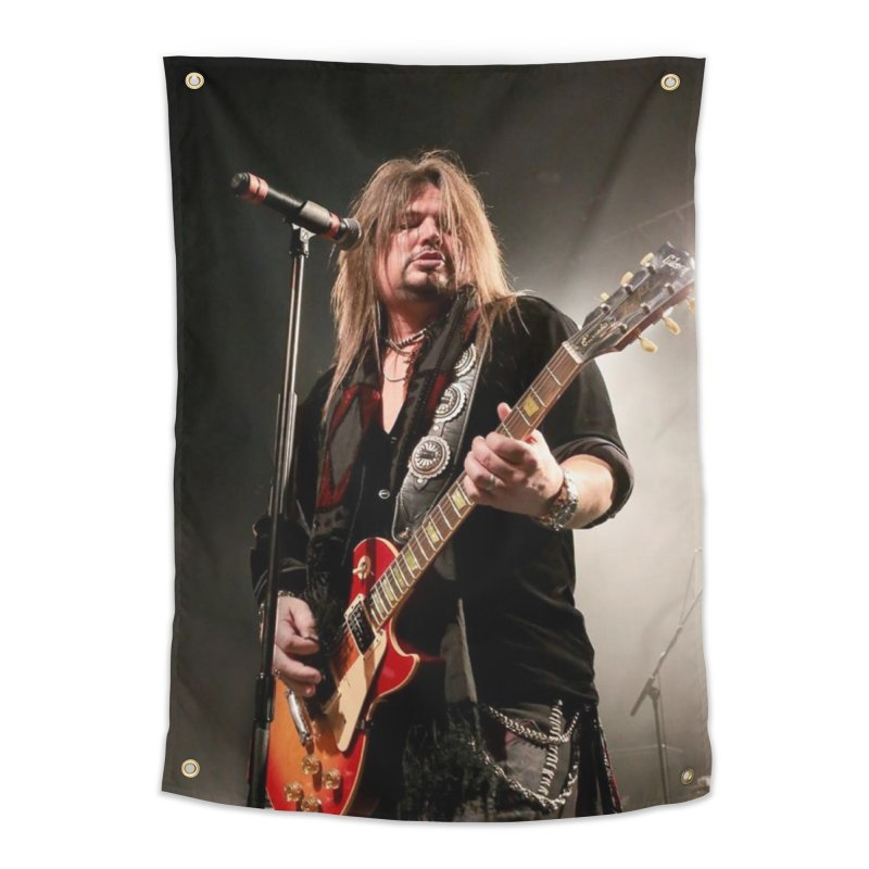 Jeff Live! Home Tapestry by JeffCarlsonBand's Artist Shop