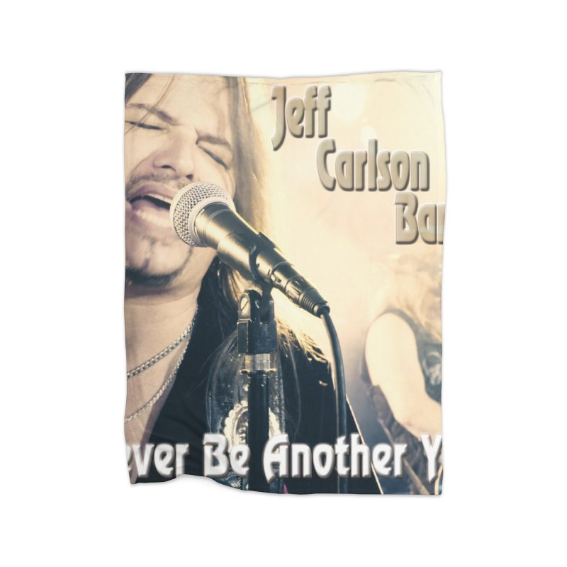 """Jeff Carlson Band """"Never Be Another You"""" Home Fleece Blanket Blanket by JeffCarlsonBand's Artist Shop"""