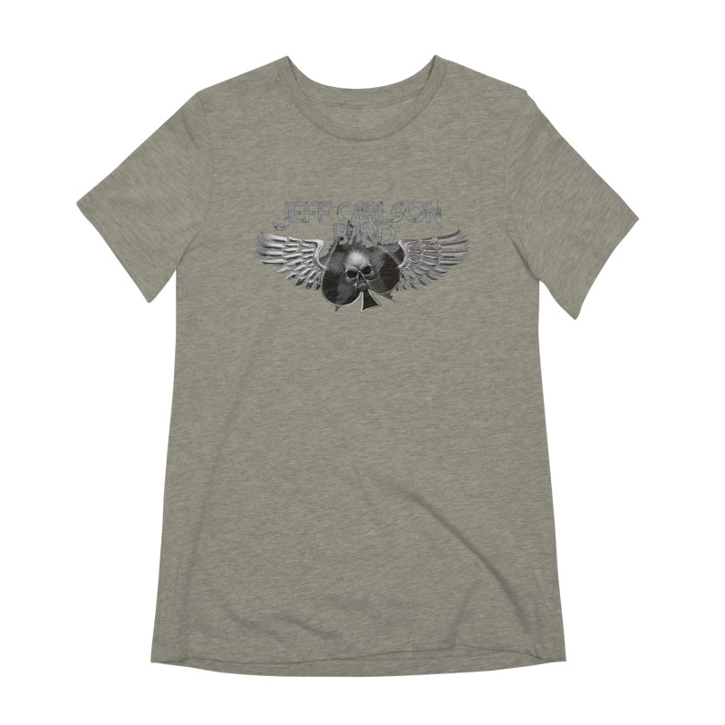 JCB Transparent Wings Women's Extra Soft T-Shirt by JeffCarlsonBand's Artist Shop