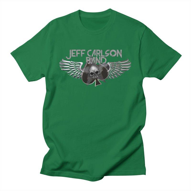 JCB Transparent Wings Men's T-Shirt by JeffCarlsonBand's Artist Shop