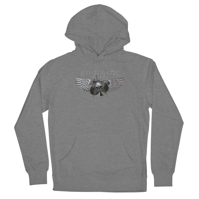 JCB Transparent Wings Women's Pullover Hoody by JeffCarlsonBand's Artist Shop