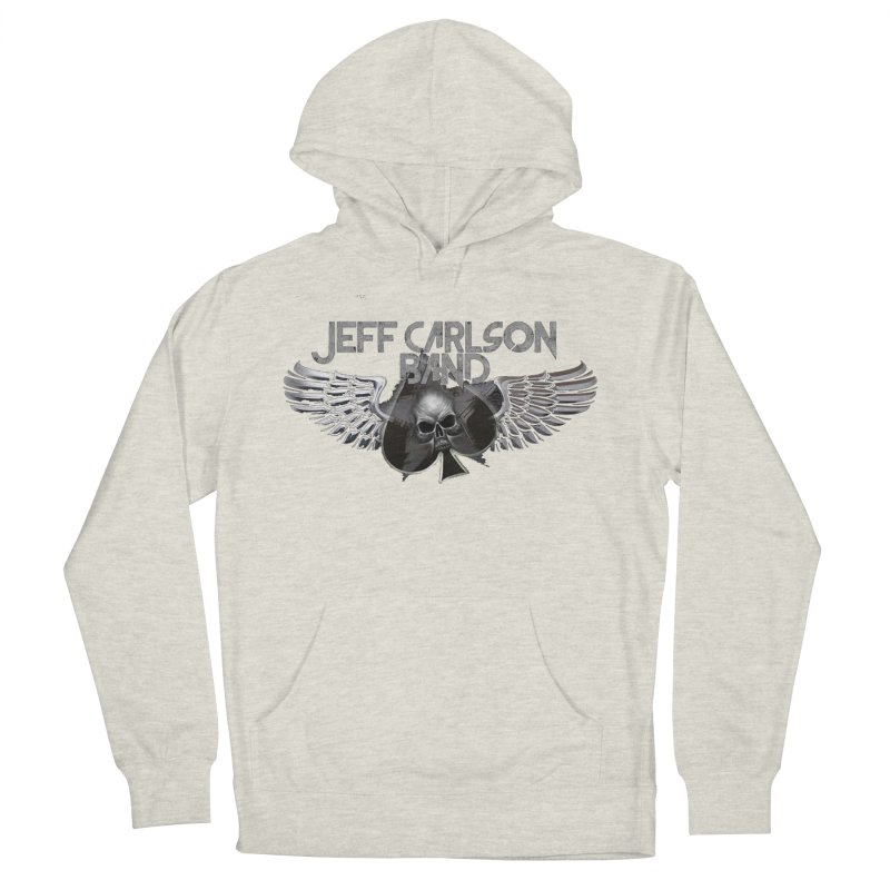 JCB Transparent Wings Women's French Terry Pullover Hoody by JeffCarlsonBand's Artist Shop