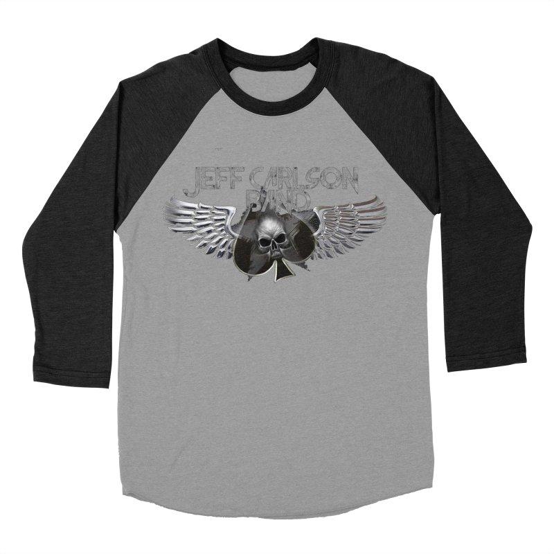 JCB Transparent Wings Women's Baseball Triblend Longsleeve T-Shirt by JeffCarlsonBand's Artist Shop