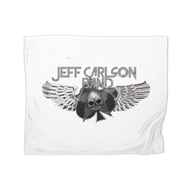 JCB Transparent Wings Home Fleece Blanket Blanket by JeffCarlsonBand's Artist Shop