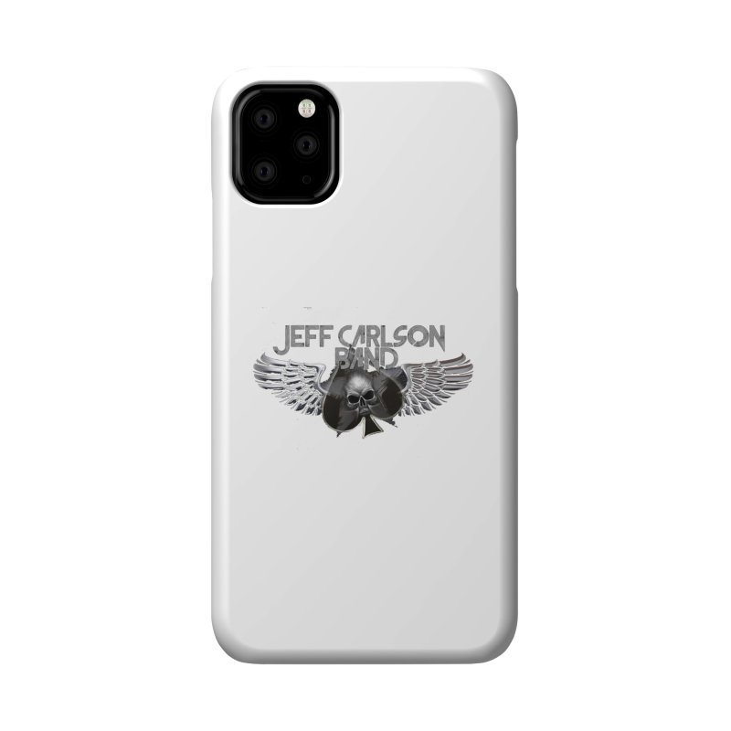 JCB Transparent Wings Accessories Phone Case by JeffCarlsonBand's Artist Shop