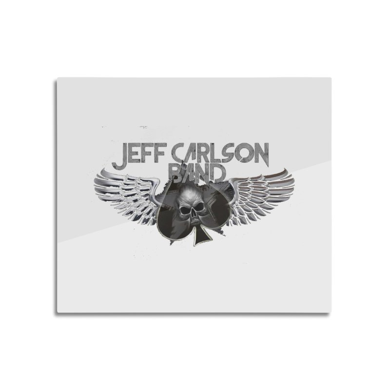 JCB Transparent Wings Home Mounted Acrylic Print by JeffCarlsonBand's Artist Shop