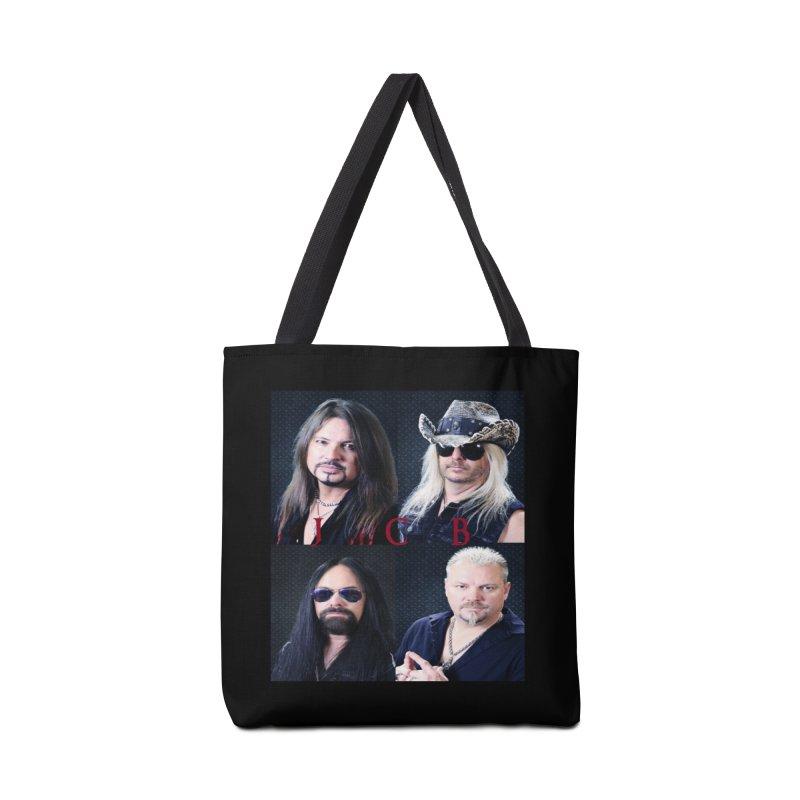 JCB Collage Accessories Tote Bag Bag by JeffCarlsonBand's Artist Shop