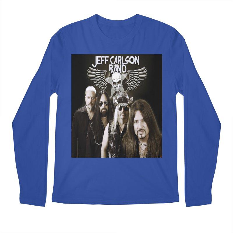 New JCB Band/Wings Men's Regular Longsleeve T-Shirt by JeffCarlsonBand's Artist Shop