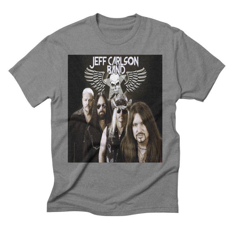 New JCB Band/Wings Men's Triblend T-Shirt by JeffCarlsonBand's Artist Shop