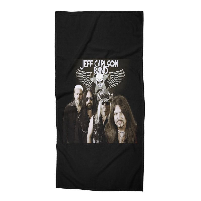 New JCB Band/Wings Accessories Beach Towel by JeffCarlsonBand's Artist Shop
