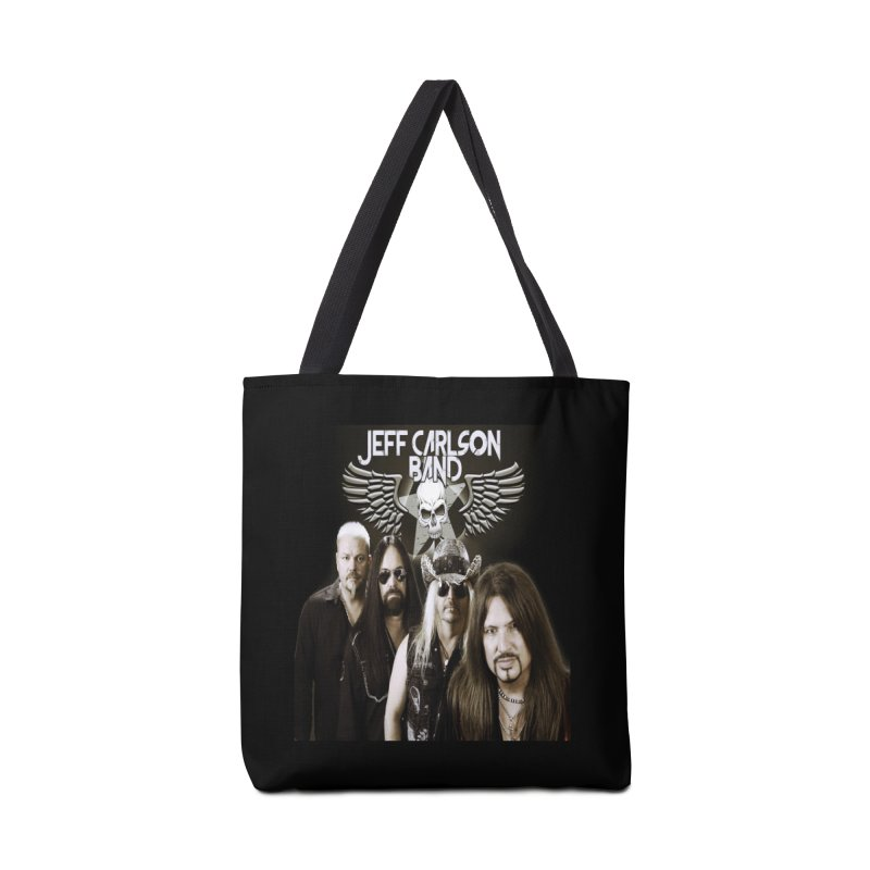 New JCB Band/Wings Accessories Tote Bag Bag by JeffCarlsonBand's Artist Shop