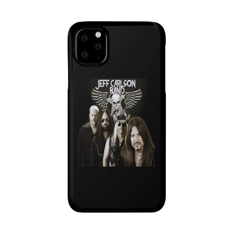 New JCB Band/Wings Accessories Phone Case by JeffCarlsonBand's Artist Shop