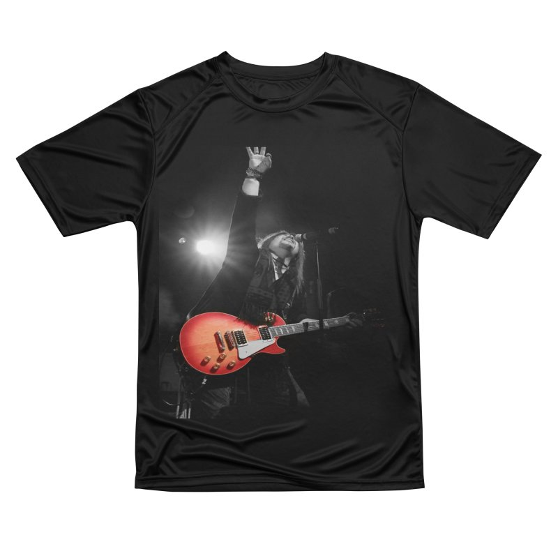 Jeff Carlson Live shot Men's T-Shirt by JeffCarlsonBand's Artist Shop