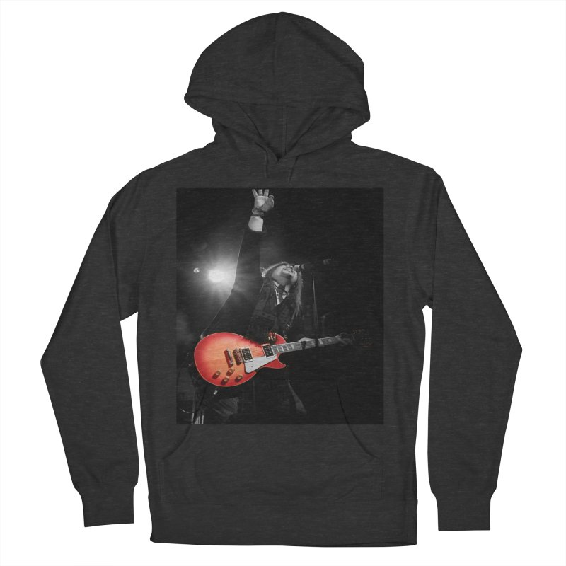 Jeff Carlson Live shot Women's French Terry Pullover Hoody by JeffCarlsonBand's Artist Shop
