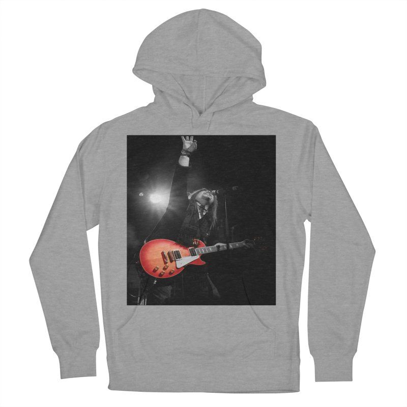 Jeff Carlson Live shot Men's French Terry Pullover Hoody by JeffCarlsonBand's Artist Shop