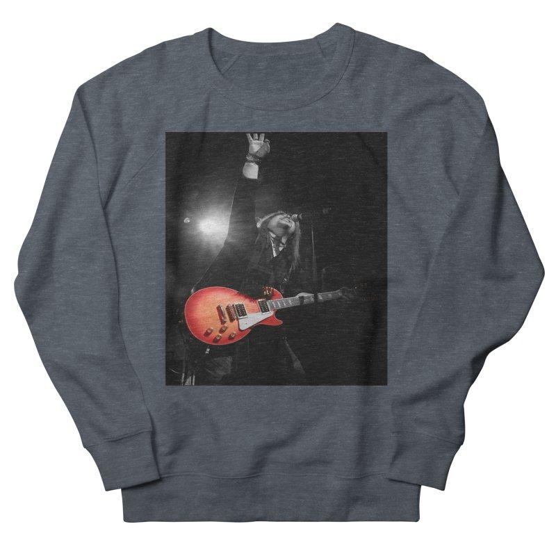 Jeff Carlson Live shot Women's French Terry Sweatshirt by JeffCarlsonBand's Artist Shop