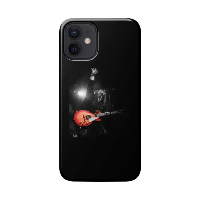 Jeff Carlson Live shot Accessories Phone Case by JeffCarlsonBand's Artist Shop