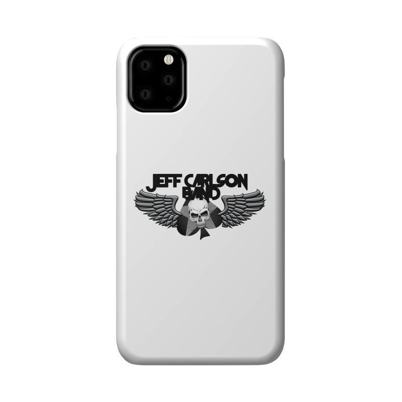 JCB new transparent wings logo! Accessories Phone Case by JeffCarlsonBand's Artist Shop