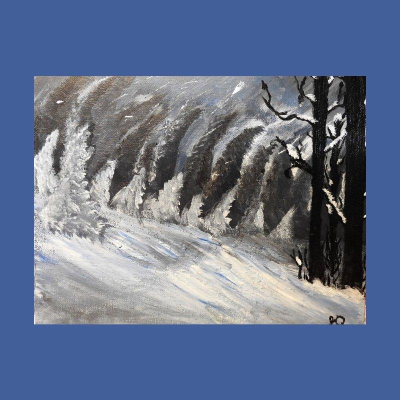 Snowy Woods Jemiqui77s Artist Shop