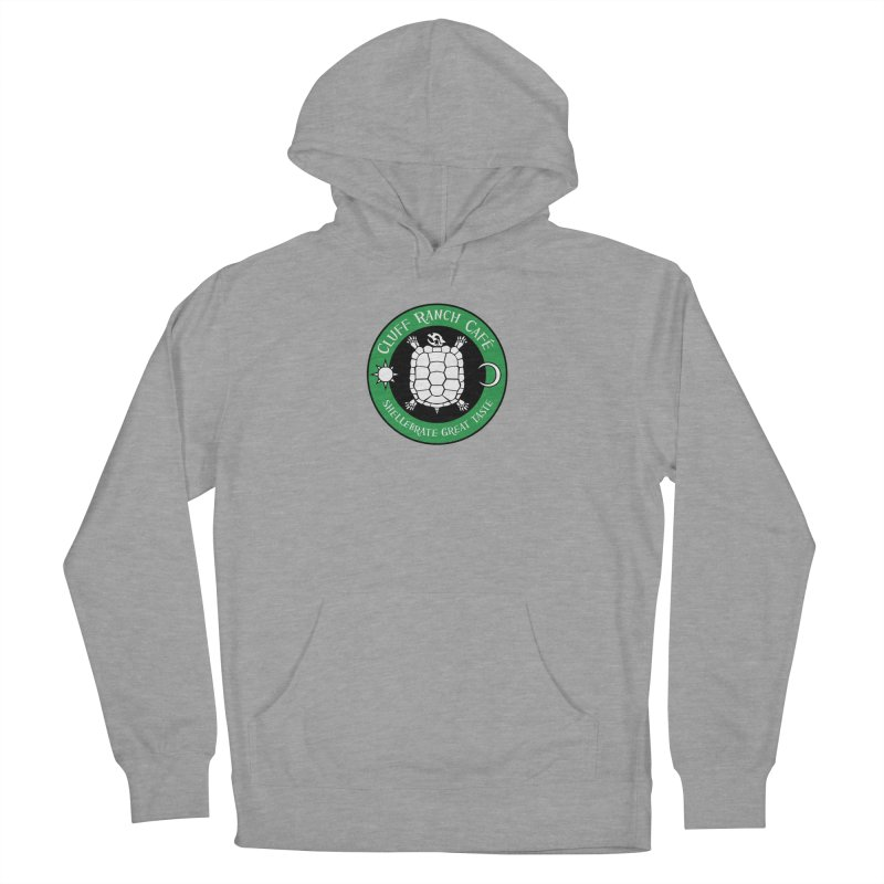 Cluff Ranch Cafe Women's Pullover Hoody by