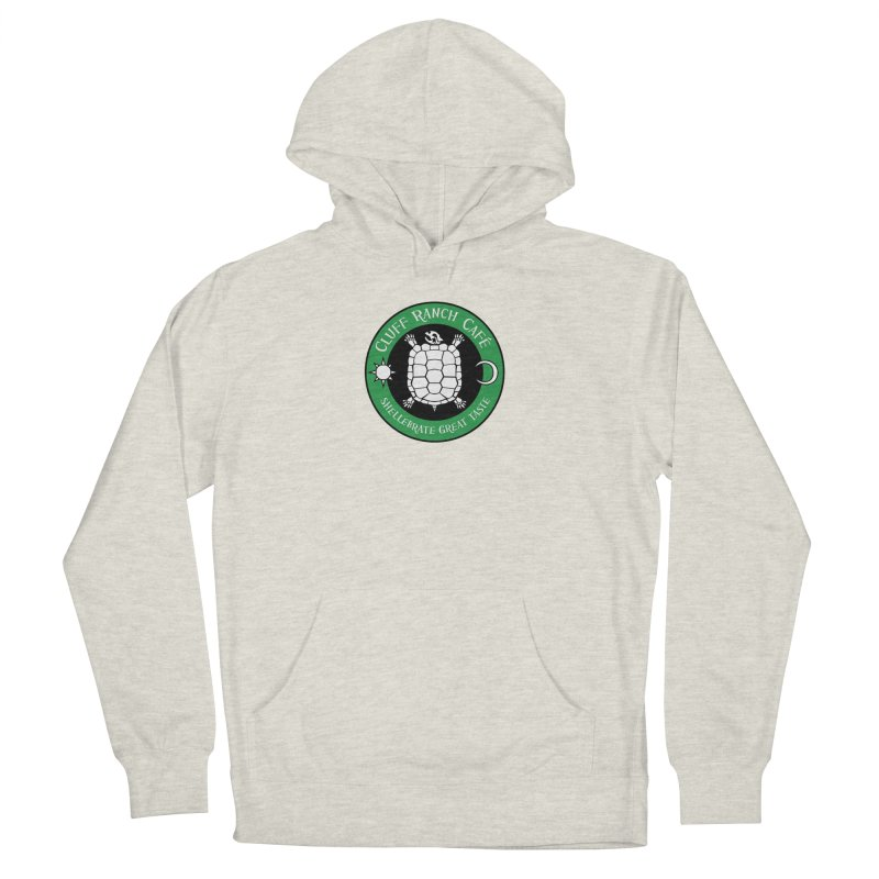 Cluff Ranch Cafe Men's Pullover Hoody by