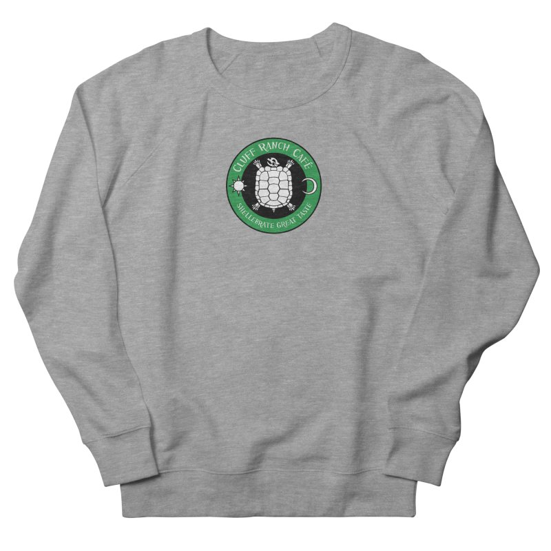 Cluff Ranch Cafe Women's Sweatshirt by