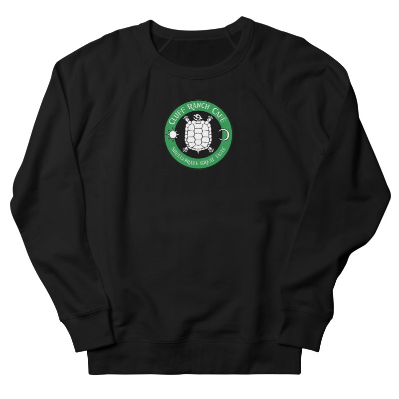 Cluff Ranch Cafe Women's Sweatshirt by