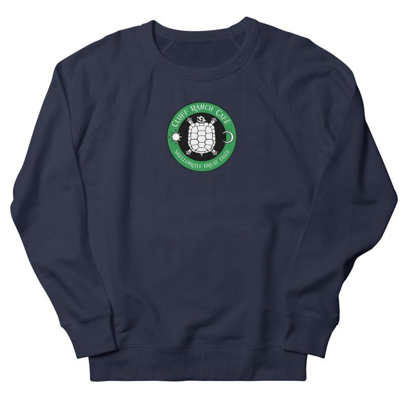 Cluff Ranch Cafe Men's Sweatshirt by