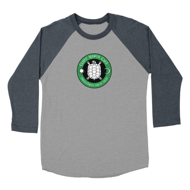 Cluff Ranch Cafe Women's Baseball Triblend T-Shirt by
